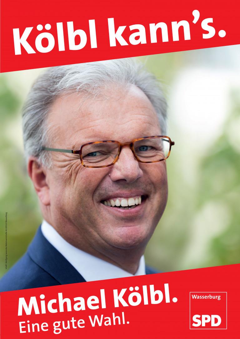 M.Kölbl Plakat